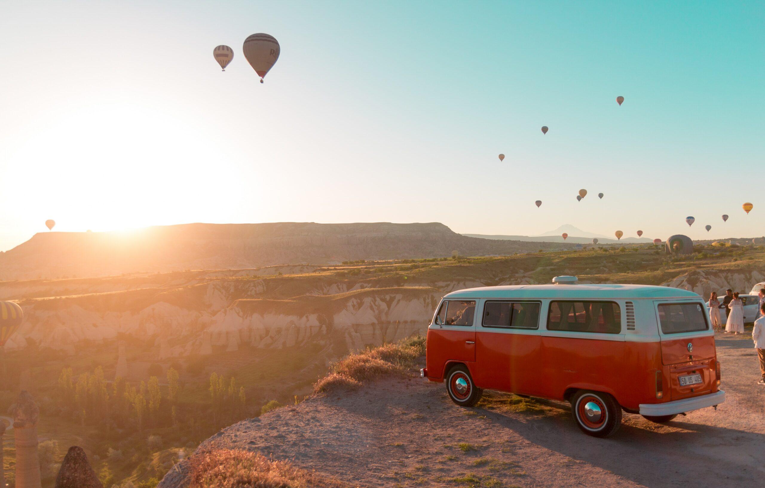 consejos viajar en camper por España
