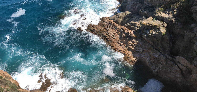 Tossa de mar en autocaravana